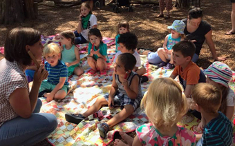 Clap for Classics!In the Garden @ Anderson Education Classroom