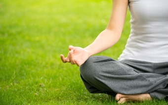 Yoga at the Garden @ Carriage House or Nichols Arbor