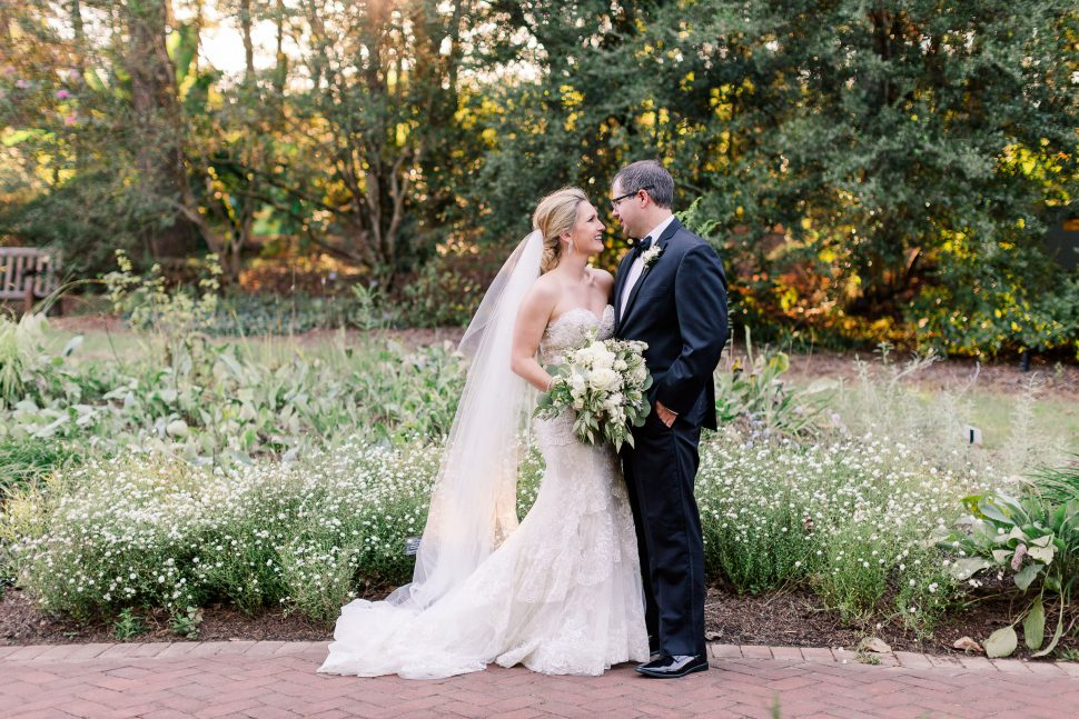 Garden Weddings Huntsville Botanical